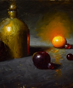 David Cheifetz still life painting