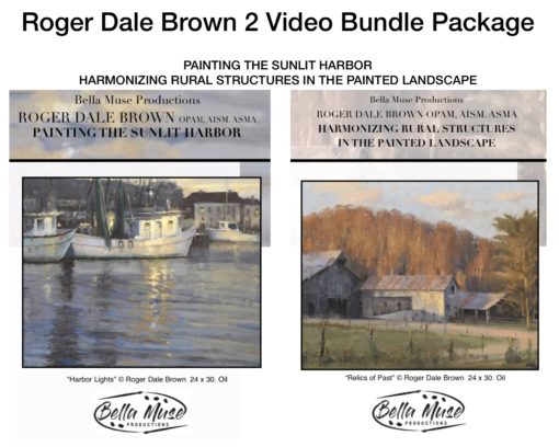 Roger Dale Brown Bundle Package