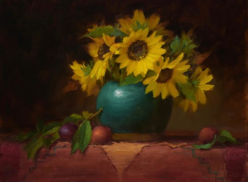 Elizabeth Robbins online course oil painting